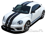 Why Purchase Volkswagen Beetle Vinyl Graphics and Automotive Stripe Decal Kits from AutoGraphicsPro?
