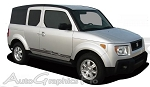 Why Purchase Honda Element Vinyl Graphics and Automotive Stripe Decal Kits from AutoGraphicsPro?