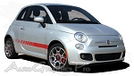 Why Purchase Fiat 500 Vinyl Graphics and Automotive Stripe Decal Kits from AutoGraphicsPro?