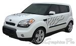 Why Purchase Kia Vinyl Graphics and Automotive Stripe Decal Kits from AutoGraphicsPro?