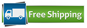 Free Shipping - Standard Shipping - Expedited Shipping Information