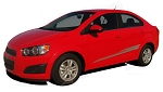 Why Purchase Chevy Chevrolet Sonic Vinyl Graphics and Automotive Stripe Decal Kits from AutoGraphicsPro?