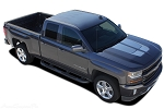 Why Purchase Chevy Chevrolet Silverado Vinyl Graphics and Automotive Stripe Decal Kits from AutoGraphicsPro?